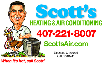 Scott's Heating & Air Conditioning