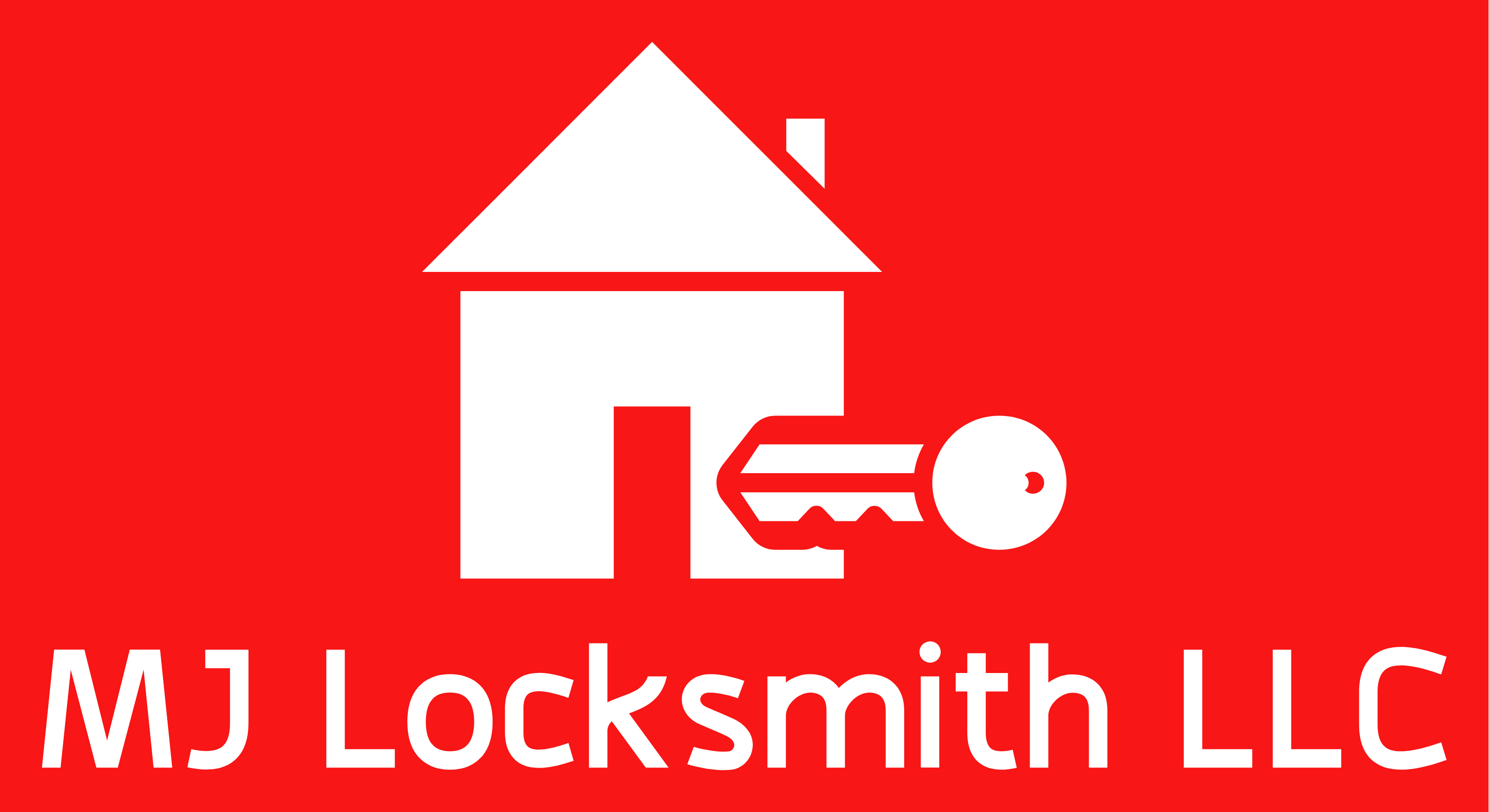 MJ Locksmith LLC Logo